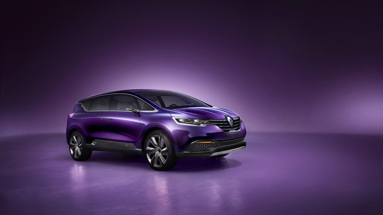 Renault Initiale Paris Concept Car Renault Jordan