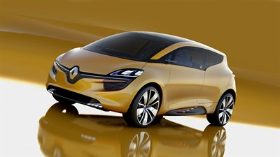 Renault R-SPACE Concept car